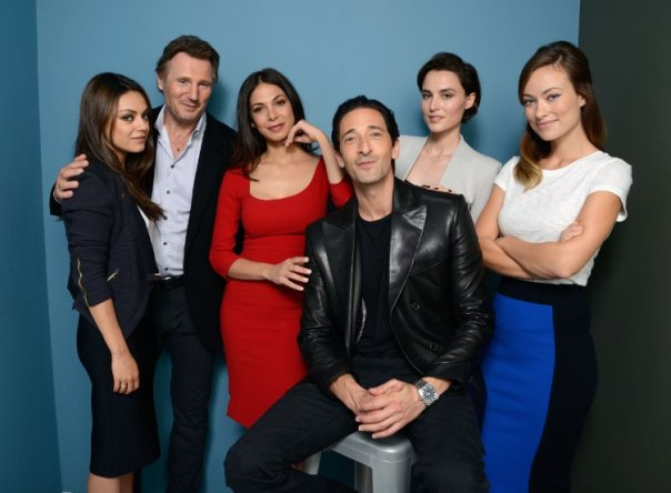 You'd be drawn to a film with a cast like that, right?! (photo from IMDB)