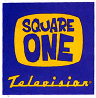 Square One's original logo. Image Source: Wikipedia