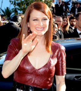 Julianne Moore at Cannes 2014 - image courtesy of Wikipedia.